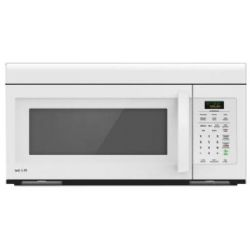 LG LMV1683SW 1.6 cu ft Built-In Microwave Oven