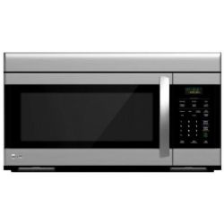 LG LMV1683ST 1.6 cu ft Built-In Microwave Oven