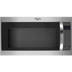 Whirlpool -WMH53520CS 2.0 Cu. ft. Over-the-Range Microwave Oven