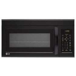 LG LMV1831SB 1.8 cu. ft. Over the Range Microwave Oven