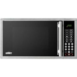 Summit -OTR24 Microwave Oven - Stainless Steel