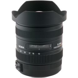 Sigma 12-24mm f/4.5-5.6 EX DG ASP HSM II Lens For Canon