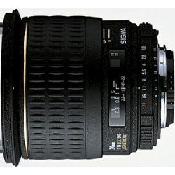 Sigma 24mm f/1.8 EX Aspherical DG DF Macro Autofocus Lens for Canon