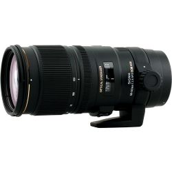 Sigma 50-150mm f/2.8 EX DC OS HSM APO Lens for Canon