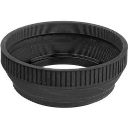 Precision Collapsible Rubber Lens Hood For Autofocus Lens