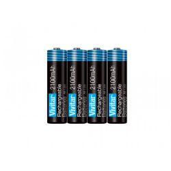 Vivitar 4AA-2100 Rechargable Batteries
