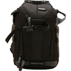 Vivitar DKS-10 Photo/SLR/Tablet Sling Backpack (Black)