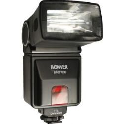 Bower SFD728 Flash Autofocus TTL for Canon Cameras