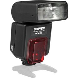 Bower SFD680 Flash Power Zoom Digital TTL for Canon Cameras