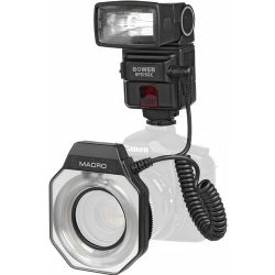 Bower SFD52C Flash Dual Intelligent Speedlight for Canon Cameras