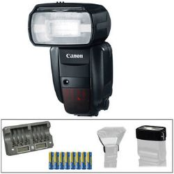 Canon Speedlite 600EX-RT Flash Essential Portrait Kit