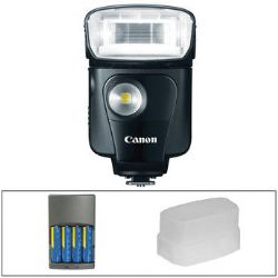 Canon Speedlite 320EX Essential Kit Flash