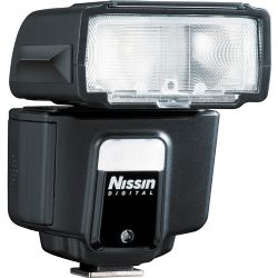 Nissin i40 Compact Flash for Sony Cameras