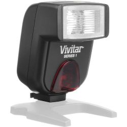 Vivitar DF-183 Flash AF Digital for Canon Cameras