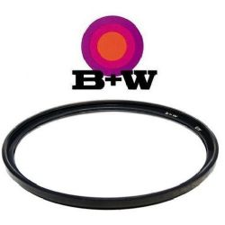 B&W UV Coated Filter (62mm)