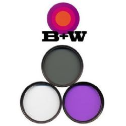 B+W 3 Piece Multi Coated Digital Filter Kit (58mm)