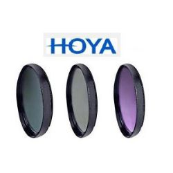 Hoya 3 Piece Multi Coated Glass Filter Kit (77mm)