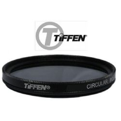Tiffen CPL ( Circular Polarizer )  Multi Coated Glass Filter (37mm)