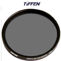 Tiffen CPL ( Circular Polarizer ) Filter (58mm)