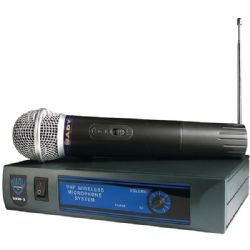 Nady Handheld Wireless Mic W