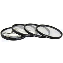Precision 4 Piece Digital Close-Up Lens Set