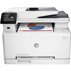 HP - LaserJet Pro m277dw Wireless All-In-One Printer