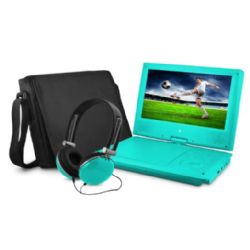 Ematic -EPD909TL Portable DVD Player