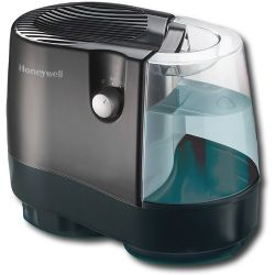 Honeywell - HCM-890B 0.8-Gallon Cool Moisture Humidifier