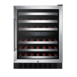 Summit Appliance SWC530LBIST 24 in. 36-Bottle Wine Cooler