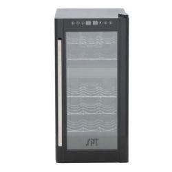 SPT WC-1857DH 13-1/2 in. 18-Bottle Thermoelectric Wine Cooler