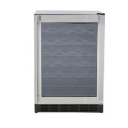 Vissani MCWC50DST 50-Bottle Wine Cooler