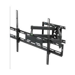 Pro-tech 37-90 Inch Heavy Duty Dual Arm Swivel Articulating Wall Mount