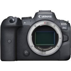 Canon EOS R6 Mirrorless Digital Camera (Body Only)
