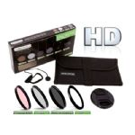 Precision 6 Piece HD Multi Coated Glass Filter Kit (52mm)